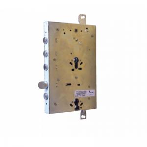Κλειδαριά με διπλό κύλινδρο  MUL-T-LOCK CG20537