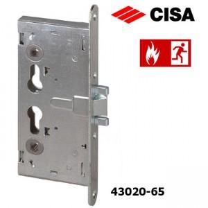 Κλειδαριά για πόρτες πυρασφάλειας CISA 43020